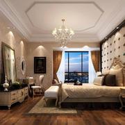 时尚卧室吊顶设计