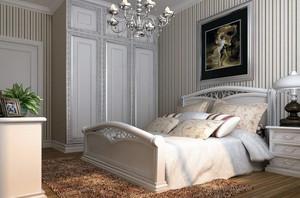 2016唯美的欧式卧室装修设计效果图
