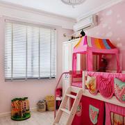 时尚简约儿童房装修效果图