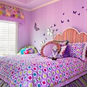 梦幻时尚儿童房效果图