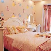 可爱时尚充满童趣儿童房装修效果图