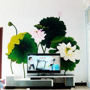 中式风格照片墙设计