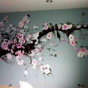 梅花照片墙