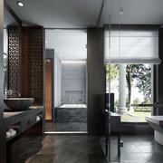 别墅型卫生间装修