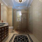 卫生间吊灯设计