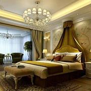 欧式经典卧室装修