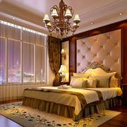 端庄典雅卧室吊灯设计