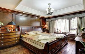 美式乡村风格卧室装修效果图赏析