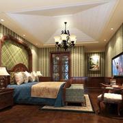 卧室时尚吊灯设计