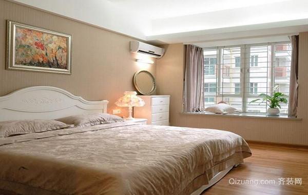 靓丽舒心的别墅型欧式卧室装修效果图