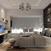 现代简约创意卧室吊灯