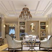 客厅吊灯设计