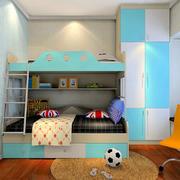 可爱时尚儿童房装修