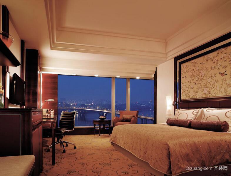 100平米欧式卧室装修设计效果图实例