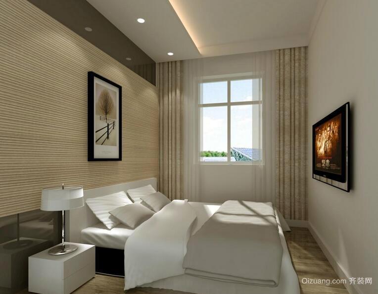精致的欧式大户型卧室室内设计装修效果图
