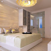 2016唯美的大户型卧室设计装修效果图欣赏