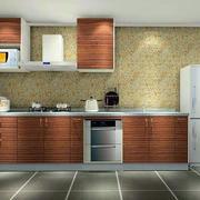 精美的大户型欧式厨房装修效果图欣赏