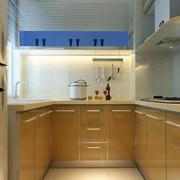 2016大户型欧式风格厨房装修效果图鉴赏