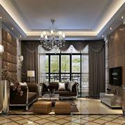 欧式经典时尚客厅吊灯