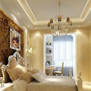 经典欧式风格卧室装修效果图赏析