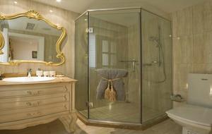 欧式风格大户型精致卫生间吊顶装修效果图