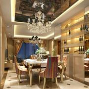 餐厅吊灯设计