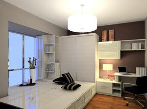 现代精美的大户型室内榻榻米装修效果图