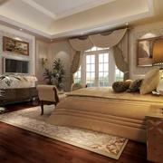 精致的欧式小卧室装修效果图实例