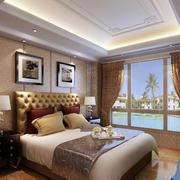 精致的大户型完美欧式卧室装修效果图