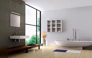 大户型现代简约风格卫生间装修效果图