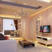 室内电视背景墙