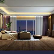 简约卧室吊顶设计