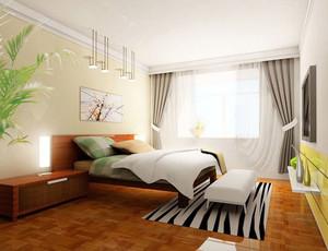 2016年全新款时尚简约创意卧室装修效果图