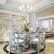 精致的餐桌椅设计