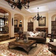 高贵典雅客厅装修