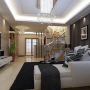 欧式风格小户型客厅室内装修效果图