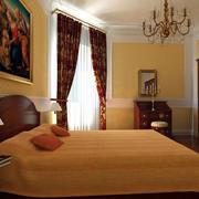 二居室欧式风格卧室室内设计装修效果图