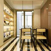 大户型精致的现代餐厅设计装修效果图鉴赏