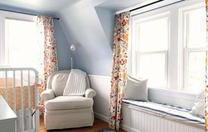 现代时尚简约飘窗装修效果图大全
