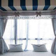 地中海风格飘窗设计