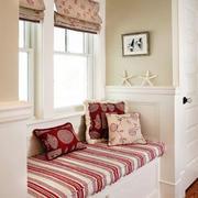 飘窗窗帘设计