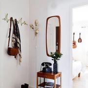 80平米现代简约时尚进门玄关设计装修效果图