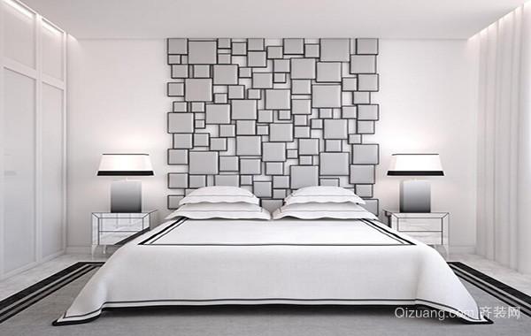 2016欧式大户型卧室室内吊顶设计装修效果图