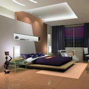 都市卧室设计图
