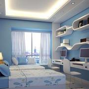 地中海风格窗帘设计