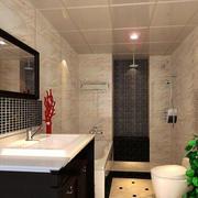 卫生间总体设计