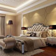 欧式精致卧室背景墙
