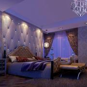 欧式风格精致卧室背景墙