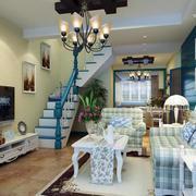 室内楼梯设计