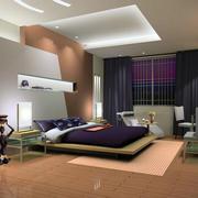 100平米欧式别墅卧室装修效果图实例